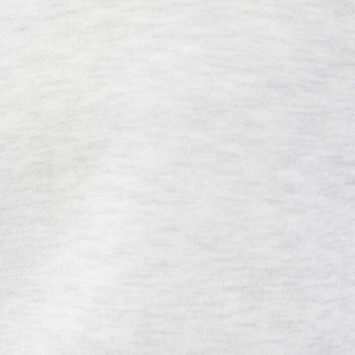 Sweat avec col claudine gris clair femme