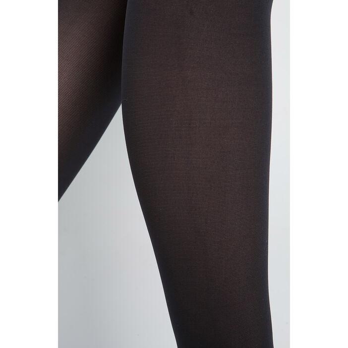 Collants opaques unis 60D noir femme