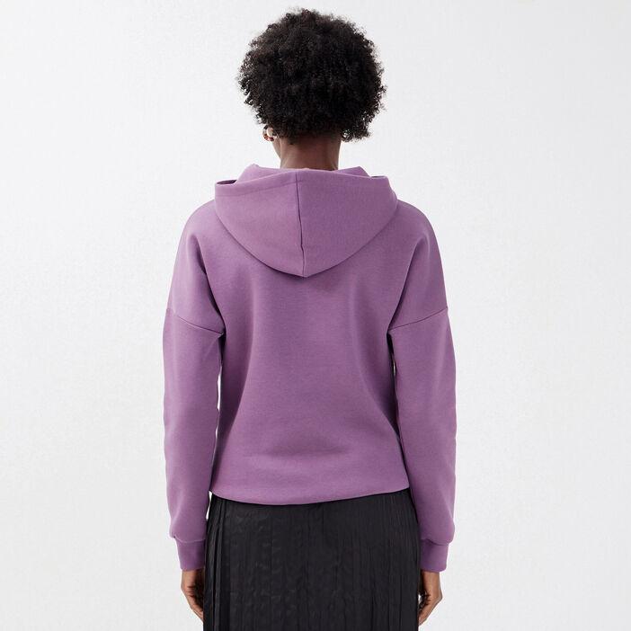 Sweat Les Aristochats violet femme