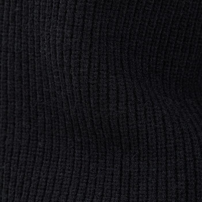 Pull avec détails sequins noir femme