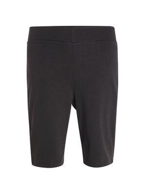 Short cycliste elastique noir femme