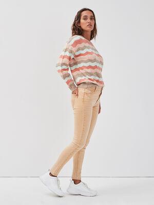 Jeans skinny sable femme