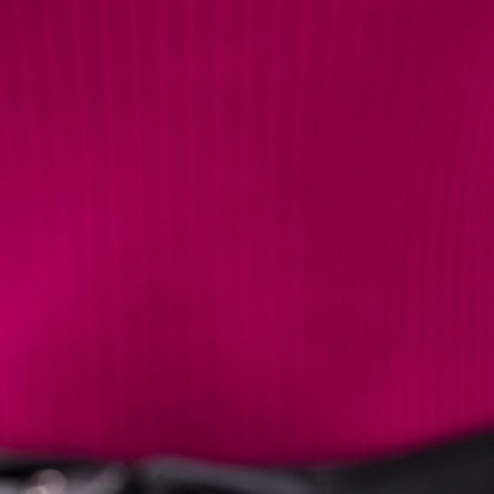 Pull manches longues côtelé violet foncé femme