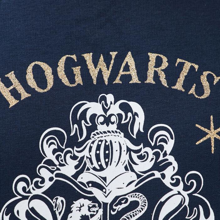 Sweat Harry Potter bleu marine femme