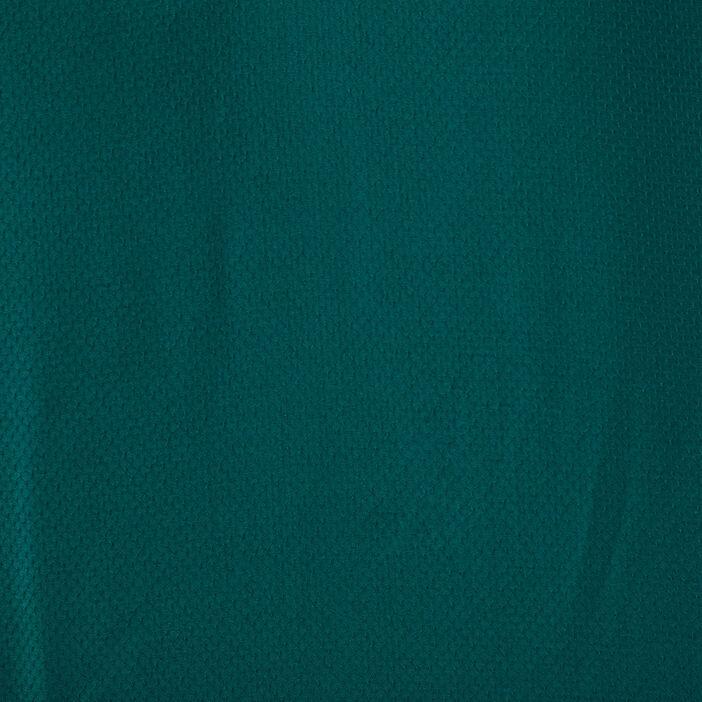 Blouse manches longues vert foncé femme
