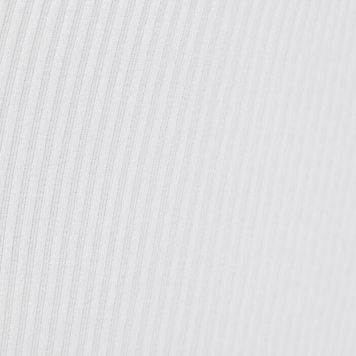 Brassière bretelles larges ecru femme