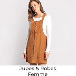 Jupes et Robes Femme