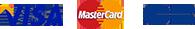 VISA - MasterCard - CB