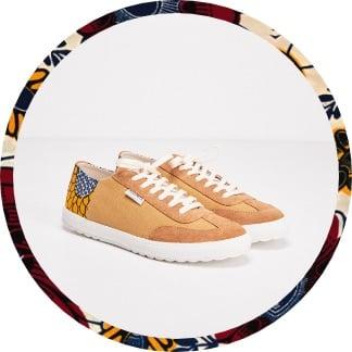 ChaussuresHomme PanafricaXBonobo Pourlui