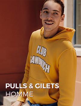 Pulls & Gilets Homme