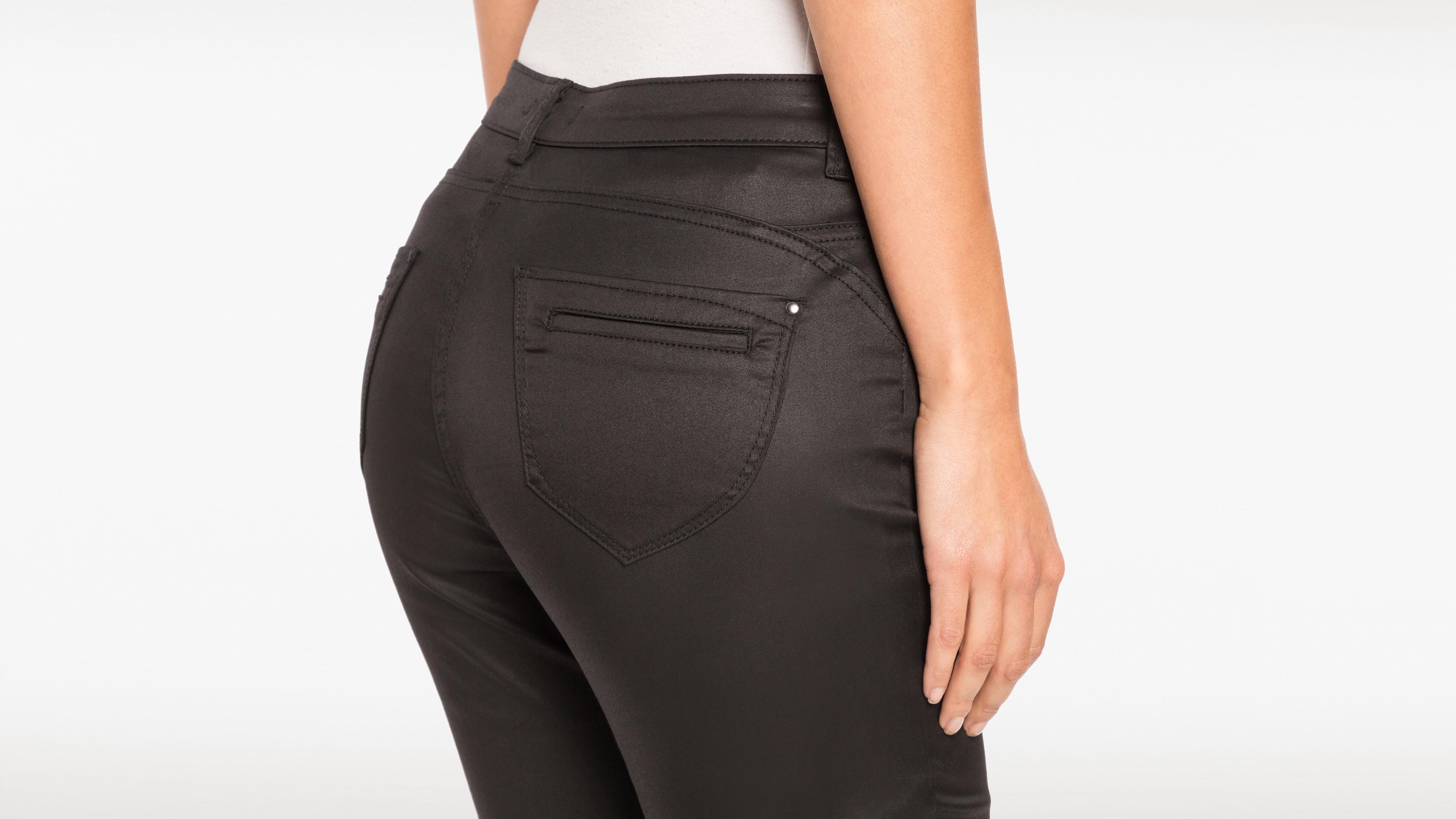 Noir Femme Enduit Enduit Noir Pantalon Enduit Pantalon Femme 78ème Pantalon 78ème cTJ1lKF
